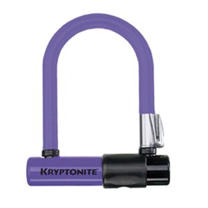 HOUSSE KRYPTONITE 'U' MAUVE