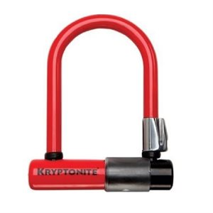 HOUSSE KRYPTONITE 'U' ROUGE