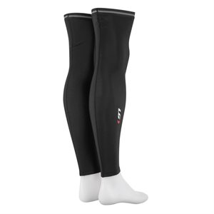 COUVRE-JAMBES LG LEG WARMERS L NOIRS