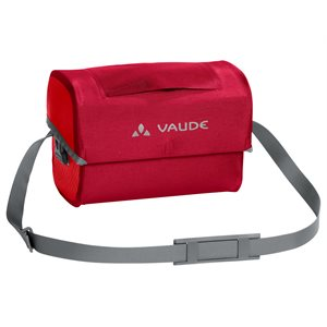 SAC DE GUIDON VAUDE AQUA BOX 6 INDIAN RED 6L
