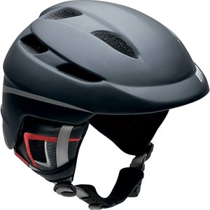 CASQUE LG GHOST M GRIS / ROUGE
