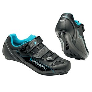 SOULIERS LG F JADE 38 NOIRS ROUTE / SPD