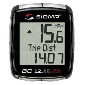 MONTRE-CARDIO SIGMA PC 3.11 NO / GRISE