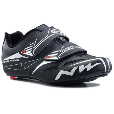 SOULIERS NORTHWAVE JET EVO NOIRS ROUTE / SPD