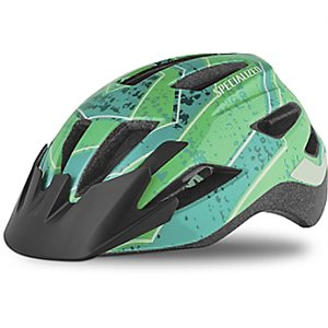 CASQUE SPECIALIZED SHUFFLE SB MINT SPIRAL CHLD