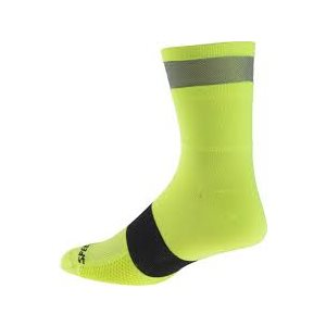 CHAUSSETTES SPECIALIZED REFLECT TALL  NEON