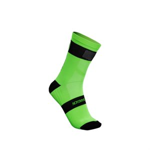 CHAUSSETTES SUGOI RS CREW BERZERKER GREEN