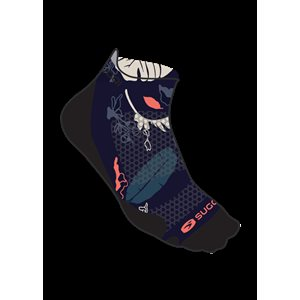 CHAUSSETTES SUGOI RSR TAB SOCK NAVY MONSTERA M