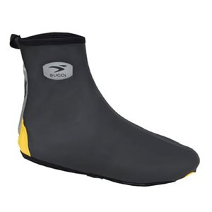COUV-CHAUS SUGOI RESISTOR BOOTIE M NOIRS / JAUNE