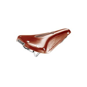 SELLE BROOKS F IMP B17 S MIEL LACETS (CYCLO)