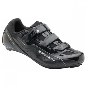 SOULIERS GARNEAU CHROME NOIRS ROUTE / SPD