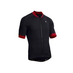 MAILLOT SUGOI EVOLUTION ICE NOIR / ROUGE