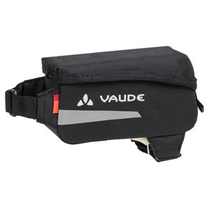VAUDE TOP TUBE CARBO BAG BLACK 0.7L