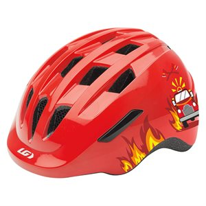 GARNEAU PICCOLO HELMET RED UC