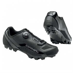 CYCLING SHOES GARNEAU GRANITE BLACK SPD