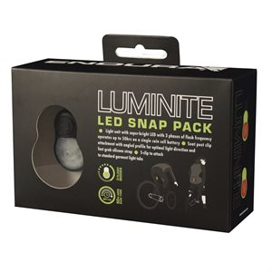 ENDURA DEL LUMINITE SNAP PACK REAR LIGHT