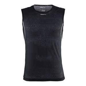 BASELAYER SUPERLIGHT CRAFT COOL MESH SL BLACK