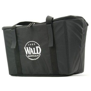 WALD 3133 INNER FRONT BASKET BAG BLACK