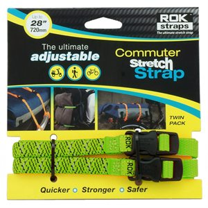 "COURROIE ROK STRAPS COMMUTER 28"" REFLECTIVE"