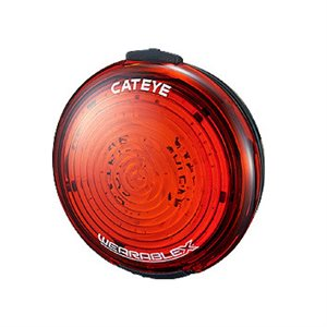 CAT EYE WEARABLE X 35 LUMENS USB REAR LIGHT