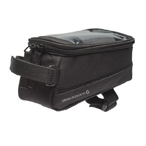 BLACKBURN LOCAL PLUS TOP TUBE BAG BLK