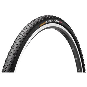 TIRE 700X35 CONTINENTAL CYCLOCROSS RACE PLIANT