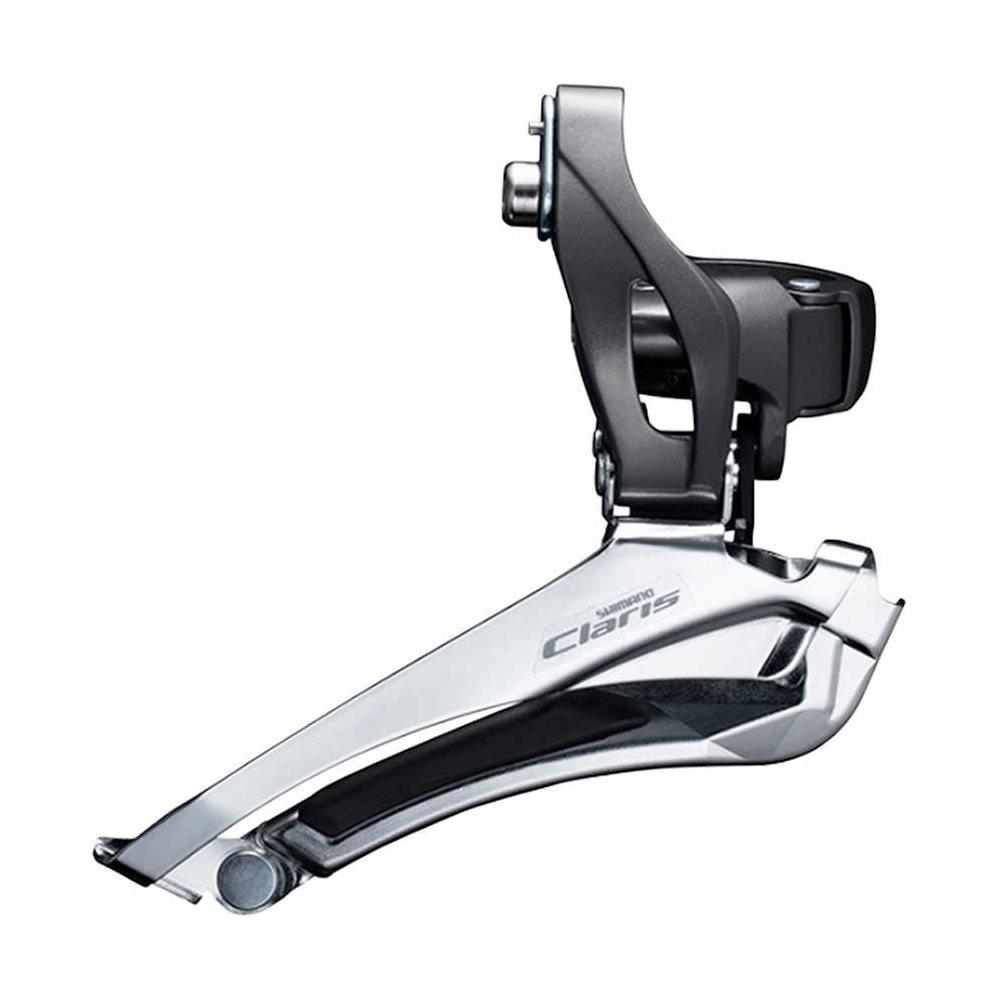 34.9mm Band Shimano Claris FD-R2000-B Front Derailleur 2x8 Speed EFDR2000X