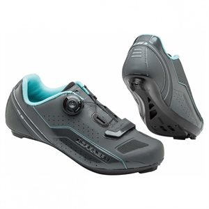 CYCLING SHOES GARNEAU F RUBY 41 GREY RTE / SPD