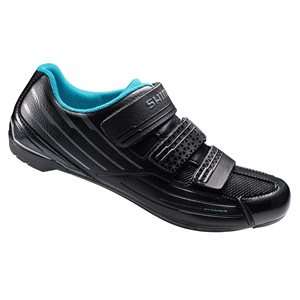 CYCLING SHOES SH-RP2W F BLACK ROUTE+SPD