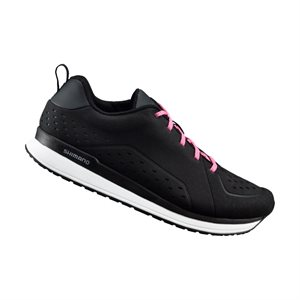 CYCLING SHOES SHIMANO F CT5 BLACK / ROSE SPD