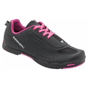 CYCLING SHOES GARNEAU F URBAN BLACK / ROSE SPD