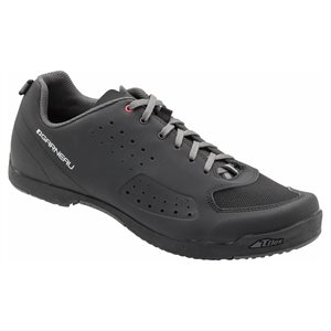 GARNEAU CYCLING SHOES URBAN BLACK / ASPHALT